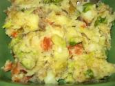 Bubble And Squeak Using Cabbage