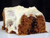 Pecan Spice Cake With Browned Butter Frosting