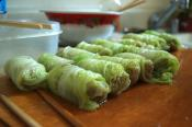Cabbage-leaf Rolls