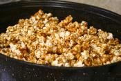 Vanilla Caramel Corn