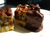 Caramel Pecan Squares