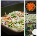 Carrot-cabbage Coleslaw