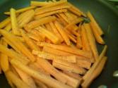 Carrots Julienne