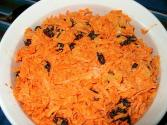 Super Carrot Raisin Salad