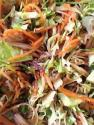 Carrot Sprout Slaw