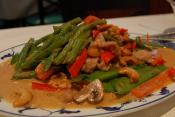 Cashew Green Beans