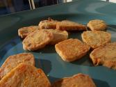 Cheddar And Cayenne Crackers