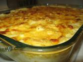 Cheddar Cheese Casserole