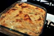 Haddock-cheese Bake