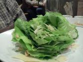 Cheese And Lettuce Salad