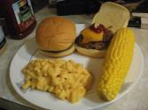 Cheese Macaroni Patties
