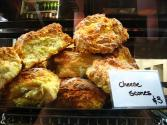 Touchdown Cheese Scones