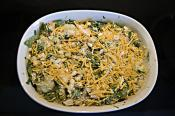 Cheese And Spinach Casseroles