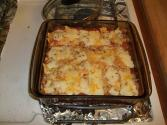 Cheese And Tomato Casserole