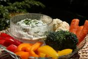 Cheese-vegetable Dip