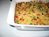 Cheesy Zucchini Casserole