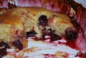 Cherry Apple Cake