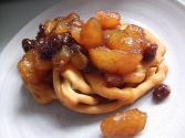 Dried Apricot Prune & Cherry Compote