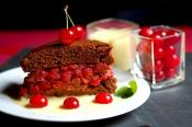 Cherry Gateau