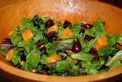 Brandied Cherry Salad