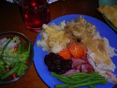 Tempting Turkey With Chestnut Stuffing