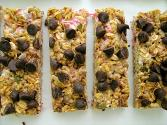 Chewy Raisin Bars