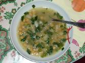 Garbanzo Soup