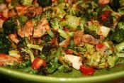 Chicken, Broccoli And Grape Salad