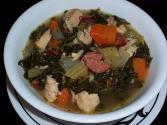 Chicken-cabbage Soup 