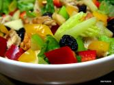 Chicken And Cashew Salad