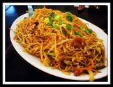 Spicy Chicken Chow Mein