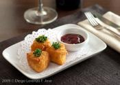 Tarragon Chicken Croquettes