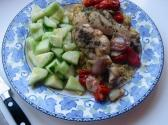 Chicken Fruit Pilaf