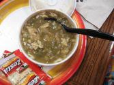 Chicken Gumbo With Parsley
