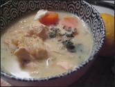 Chicken-lemon Soup