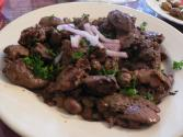 Chicken Livers Supreme