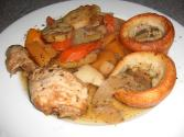 Chicken And Onion Casserole