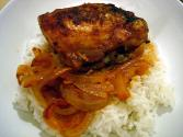 Chicken Paprika With Sour Cream
