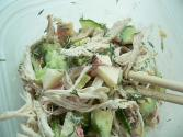 Chicken And Shredded Celery