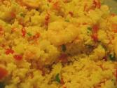 Chicken & Shrimp With Couscous