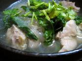 Chicken Watercress Soup