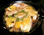 Chicken With Lemon And Olive