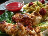 Chicken With Raspberry Vinegar Sauce