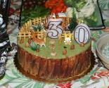 Children S Birthday Cake