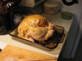 Chili Baste Turkey