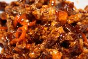 Chili Beef With Kidney Beans