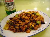 Chilli Chicken With Peanuts