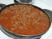 Authentic Chilli Con Carne