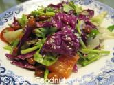 Oriental Cranberry Salad (china)