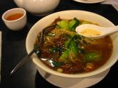 Beef And Chinese Lettuce Soup